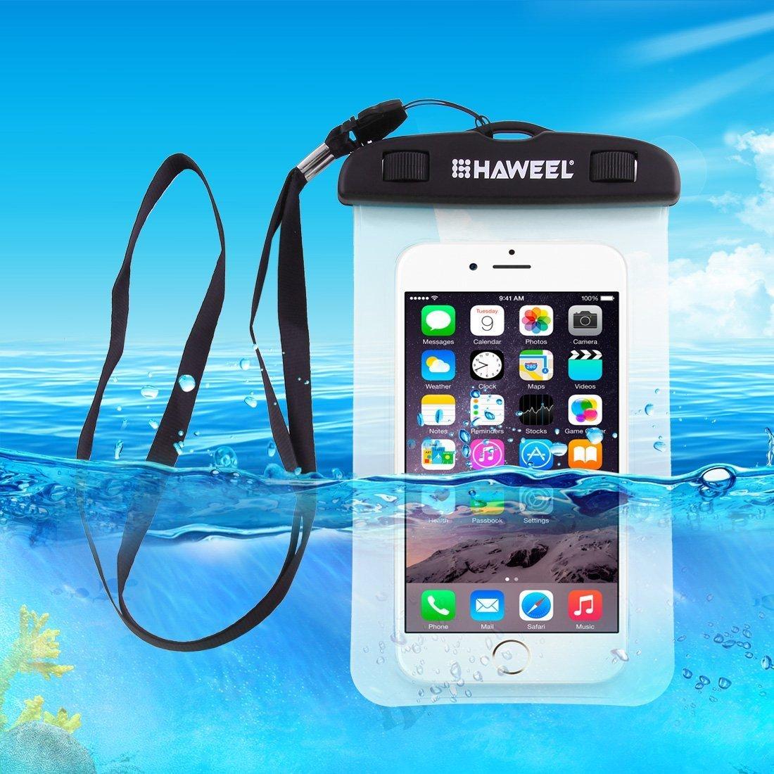 Waterproof Protective Phone Case for 6 Inch Screens - Shikakope